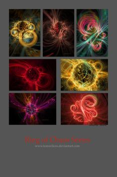 Ring of Chaos Series by TomWilcox