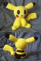 Pikachu Pokemon Time by TheHarley
