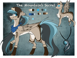 The Mountain's Secret [Closed] by SpicyBrownieMix
