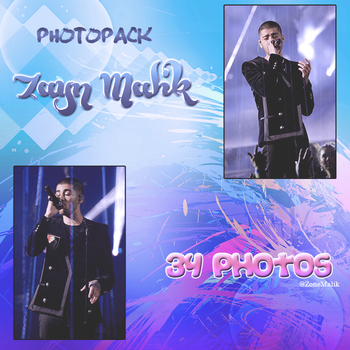 PHOTOPACK ZAYN #1 by ZoneMalik