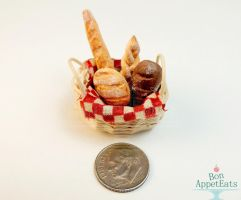 1:12 Bread Basket by Bon-AppetEats