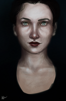 Portrait by Gejda