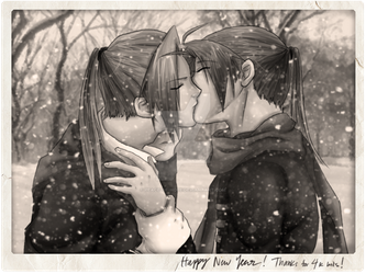 New Year by peace-of-hope