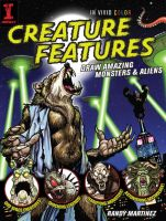 Creature Features Cover by Randy-Martinez