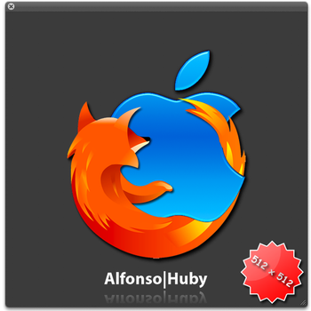 Apple FireFox by alfonsohuby