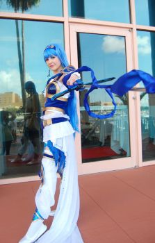 Umi Cosplay by MelfinaCosplay