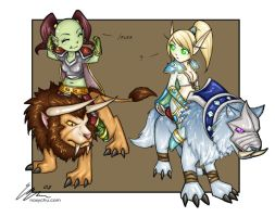 Druid Mount by Noxychu