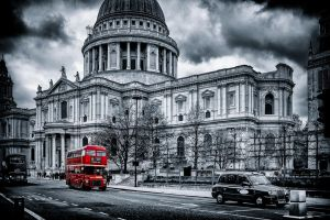Architecture of London 14 by calimer00
