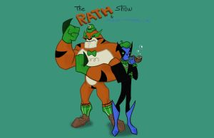the show of Rath and Fasttrack by rubtox