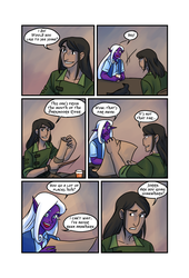 Crypts and Cantrips page 29 by kytri