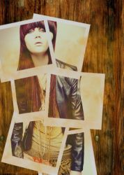 Old Polaroid by dieary