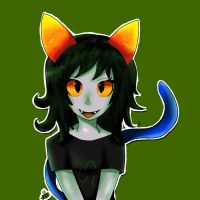 Nepeta by Shad-the-cat