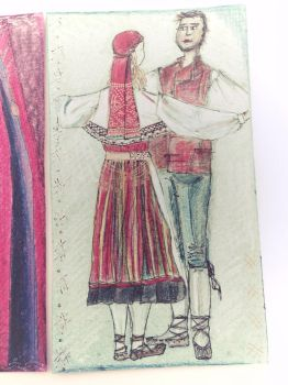 Saare paar/ Couple from Island by Finglas