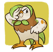 Dartrix by cactusburglar