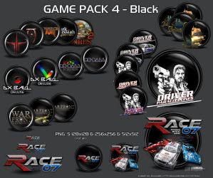 Game Pack 4 by 3xhumed