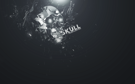 Skull Transformation by Xeins