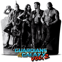 Guardians of the Galaxy vol. 2 (2017) v3 by DrDarkDoom
