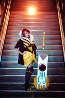 Transistor - RED by vaxzone