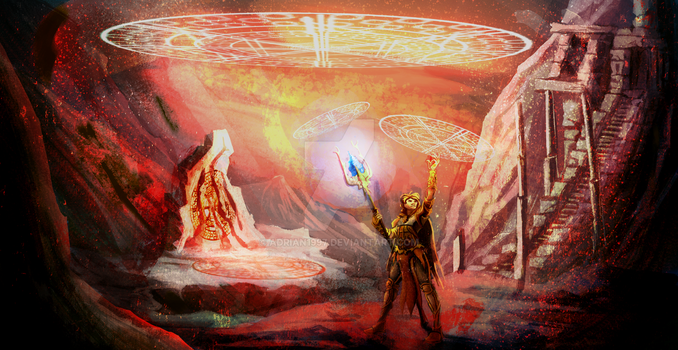 The Portal by adrian1997