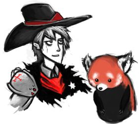 Axel and Terrance by CallingCtulhu