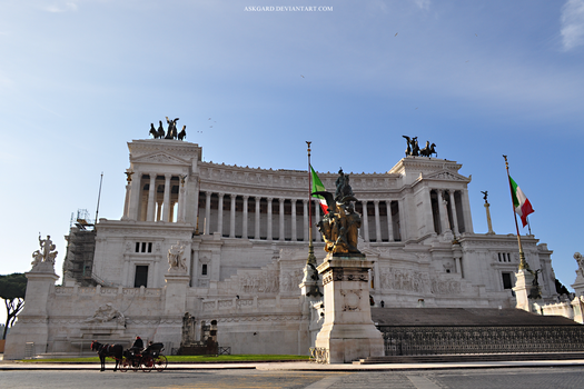 Altar of the Fatherland by Askgard