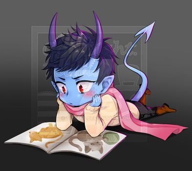 [Commission] Saltkin by Teirads