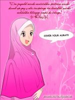 cover your aurat 2 by caliphs89