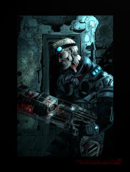 Gow - Alone in the Dark by the-evil-legacy