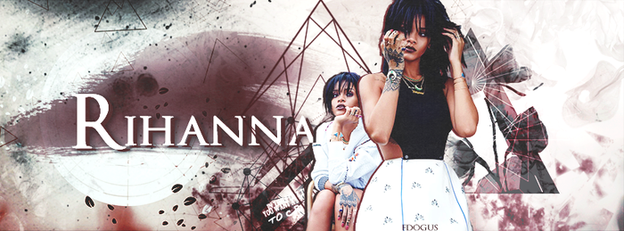 Rihanna by FDoqus
