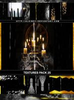 TEXTURE PACK #25 by Alkindii