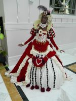 Queen of Hearts Sakizou Katsucon 2015 by bumac