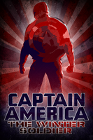 CAPTAIN AMERICA: THE WINTER SOLDIER - MOVIE POSTER by skauf99