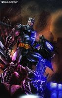 A Gotham child by Art-is-a-Explosion