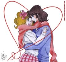 Candy Candy Y Terry  Un Solo Corazon by shinamvec