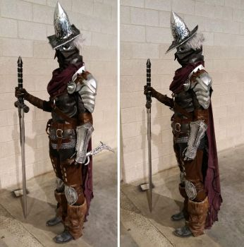 Abyss Watcher Cosplay by SilverIceDragon1