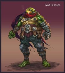 Mad Raph by Niconoff