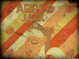 Applejack by T-Man666