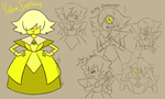 Yellow Sapphire by Thea0605