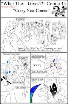 'What The... Gives?' Comic 35 by TomBoy-Comics