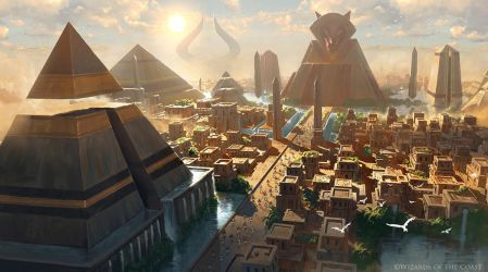 Amonkhet by 88grzes