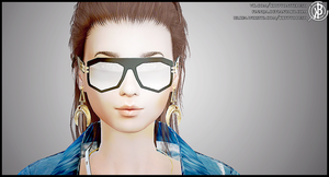 Sims 4 Character by Finnija