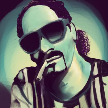 Snoop Lion by ChaplinSolus