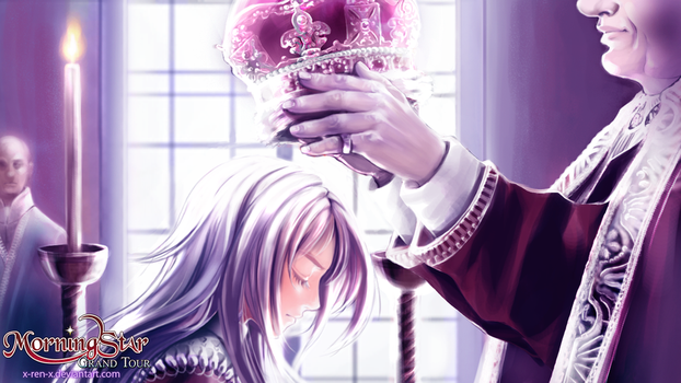 MorningStar: Grand Tour - Victoria's Coronation by Renmiou