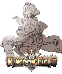 kingdom fight  test03 by kinggainer