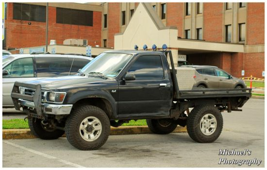 Shorty Toyota 4x4 by TheMan268