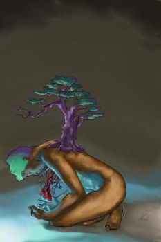 Treeboy Copie by Cyher