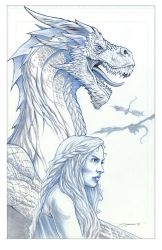 Mother of Dragons by voya