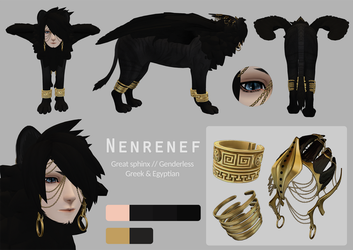 Nenrenef Second Life Reference by Chubby-Kirin