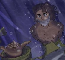 Request 01 - Prince Asad by UnderHisLight