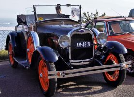 Ford Model A by UdoChristmann